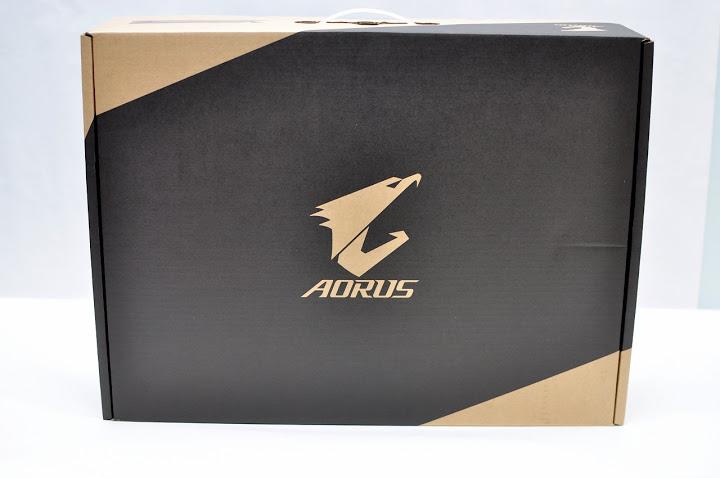 双形体-双显卡超薄体型 AORUS X7 PRO V5开箱赏析图片