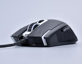 星辰之光 雷柏V26对称游戏鼠试玩
