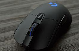信仰再次充值 罗技G403游戏鼠标最低仅售399