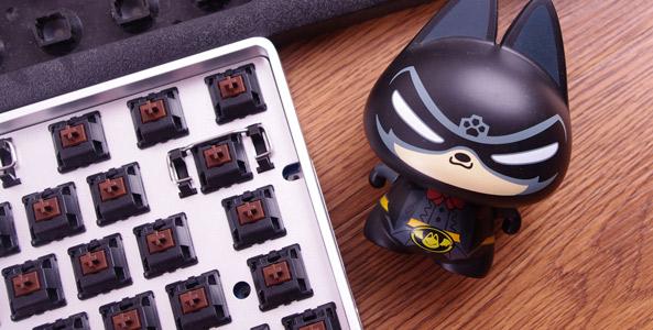 午后红茶 iQunixLambo 62机械键盘入手体验