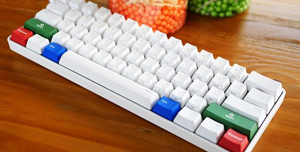 最受欢迎客制小键盘 ikbc Poker2代机械键盘试玩