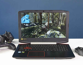 宏碁Aspire VX 15游戏笔记本上市!