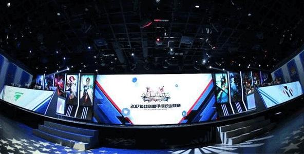 LSPL官方赛场上海666电竞馆——雷柏游戏进驻