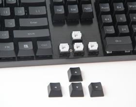 雷柏V806游戏机械键盘上手体验!