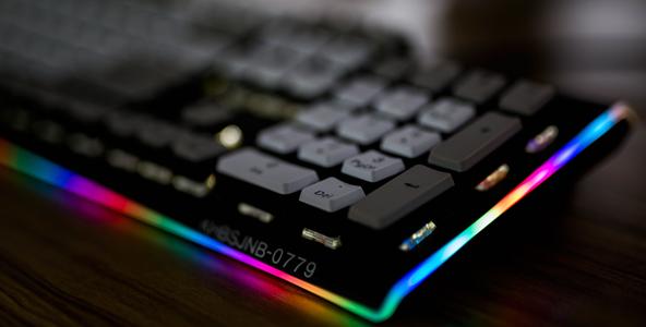 27年磨砺!轴体大厂凯华BOX白轴纪念版机械键盘抢先看