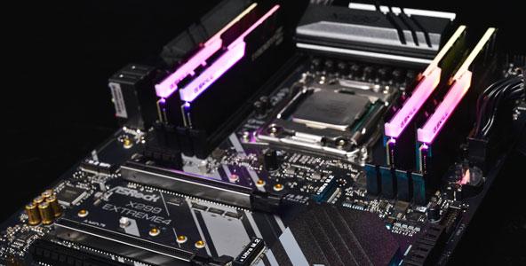 华擎X299 EXTREME4主板开箱!三千之内最具性价比