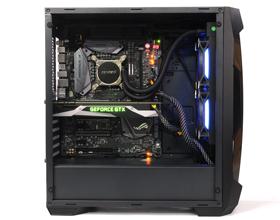 安钛克DF500 RGB中塔电竞机箱开箱