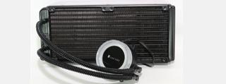 乔思伯TW2-240一体式CPU水冷散热器开箱