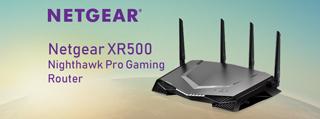网件Nighthawk Pro Gaming XR500电竞路由器开箱