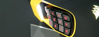 大拇指很忙!海盗船SCIMITAR RGB游戏鼠标开箱体验
