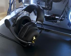 硕美科G936电竞游戏耳机开箱体验