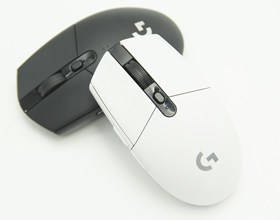 小手玩家无线鼠标新选择!罗技G304开箱上手体验