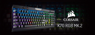 IG战队同款!海盗船K70 RGB MK.2游戏键盘开箱体验