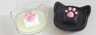 别再说键帽比键盘贵了!ZOMO ABS材质猫爪键帽开箱