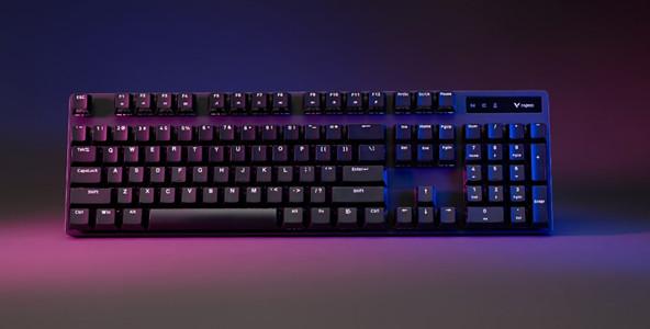 畅享无线游戏 雷柏V500PRO无线版游戏机械键盘上市