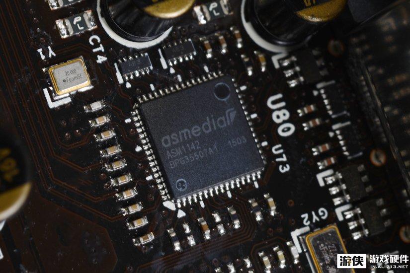 ASM1142 USB 3.1控制芯片