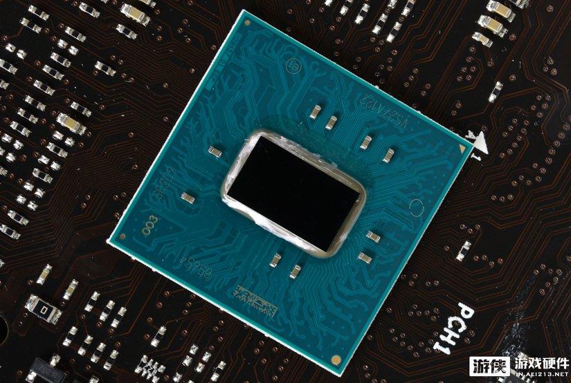 Z170芯片特写