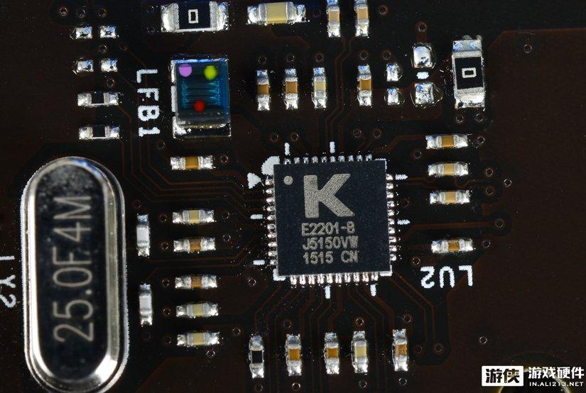 Killer E2201千兆网络芯片