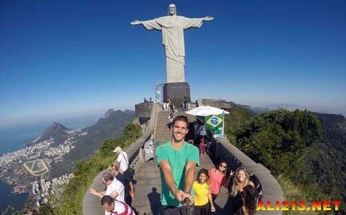 巴西神像图片
