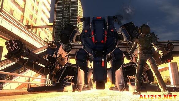 地球防衛軍4.1:絕望陰影再襲(Earth Defense Force 4.1: The Shadow of New Despair) 再放新截圖!