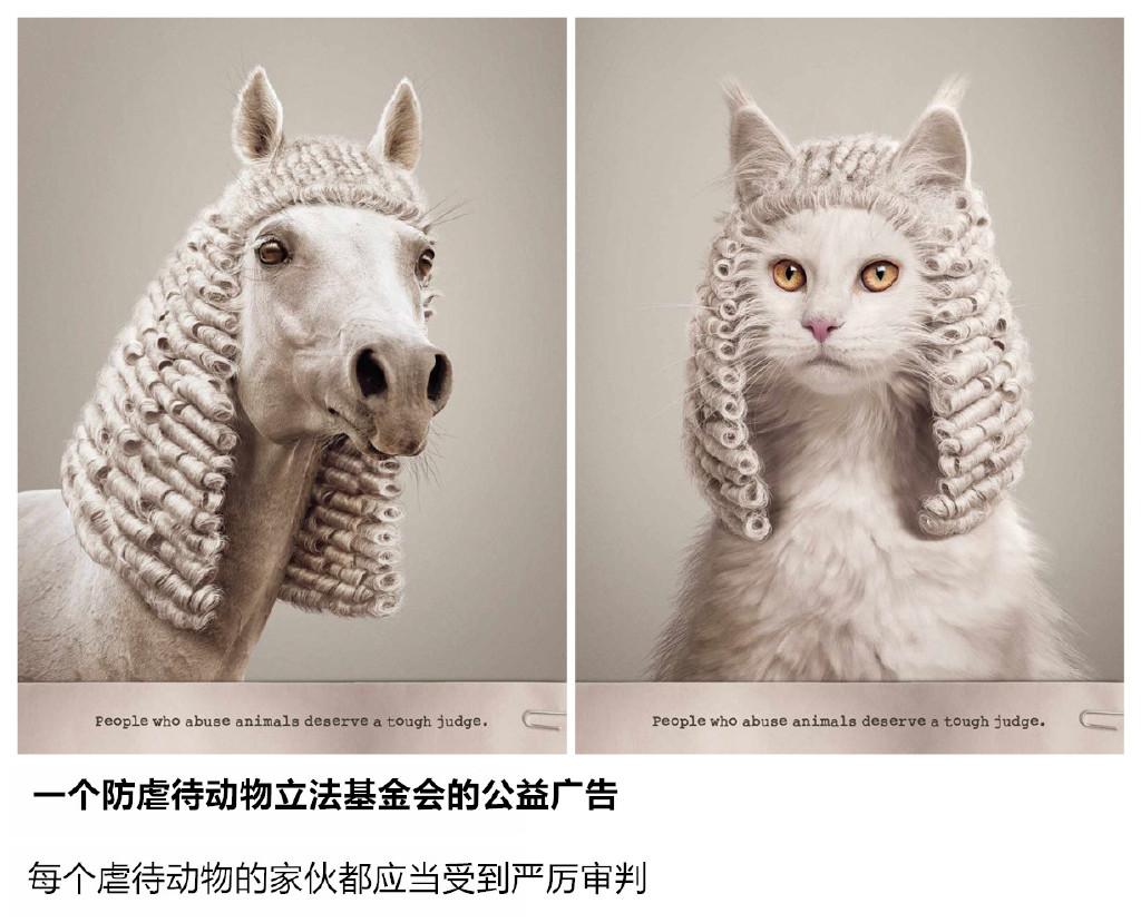 国外那些动物做主题的创意