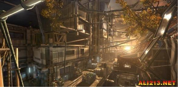 殺出重圍:人類分裂(Deus Ex: Mankind Divided) 實體版封面圖及最新截圖公布