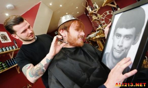 盘点五种最糟糕的屌丝男士发型图片