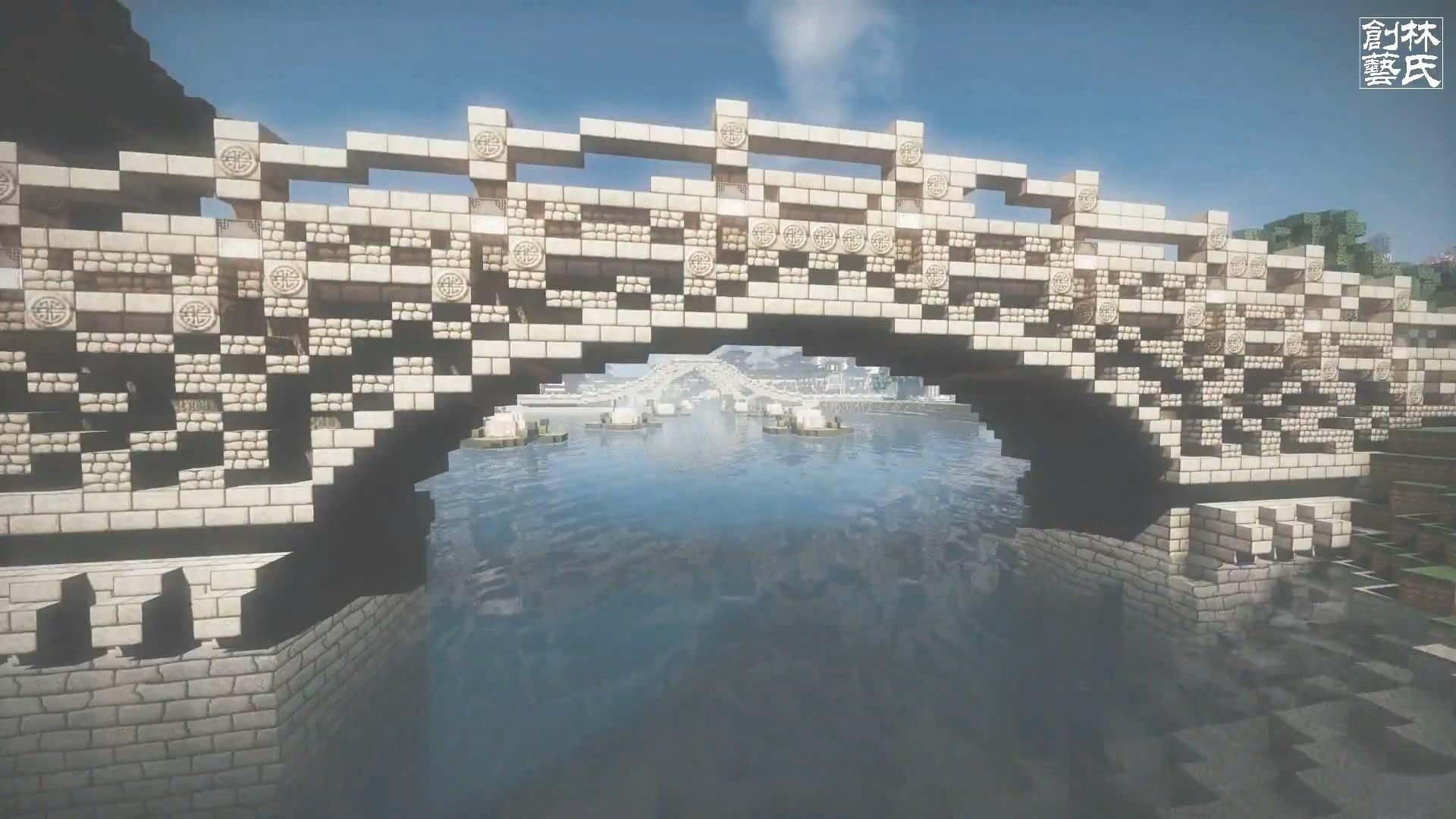 国人用《我的世界》打造三亚酒店风景