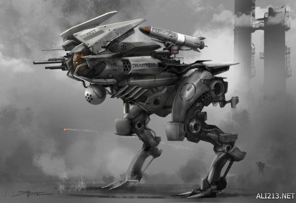 环太平洋机器人战士图片_设计图分享