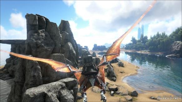 方舟 生存进化 Ark: Survival Evolved 早期测试版 抢先体验版 免安装绿色版 下载发布 游侠网