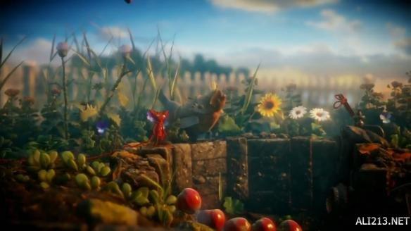 E3 2015:EA創意新作明朗(Unravel)公佈最新遊戲視訊