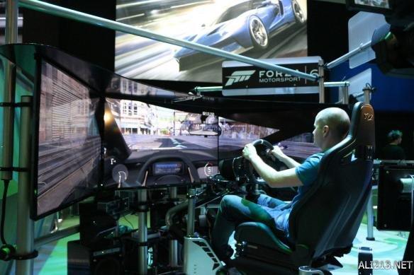 E3 2015:極限競速6(Forza Motorsport 6)最新系統情報曝光!三聯屏試玩爽到爆