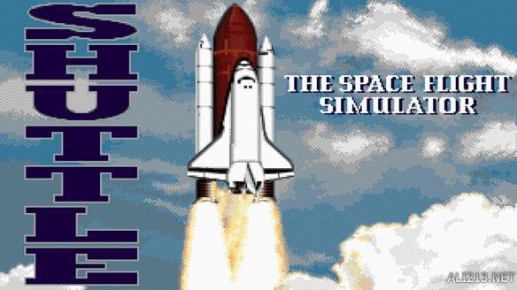 《航天飞机》(Shuttle)   上市年份:1992年   《航天飞机》正是由后来成为商业航天飞行先驱Virgin在90年代发行的,当你现在来看这部游戏时,可能感觉像是一款基本版的《坎巴拉太空计划》,但这仍然是一部非常有深度的游戏。从起飞到返回地球大气层,《航天飞机》还原了真实飞行座舱中的许多复杂细节,用一组旋钮、按键和控制杆几乎可以完成所有主要操作。《航天飞机》真的让人感到难以置信,你要知道,这是一款只用一张软盘就能装下的游戏。   《航天飞机》因为把大量信息浓缩在一个系统中让玩家学习和理解而广