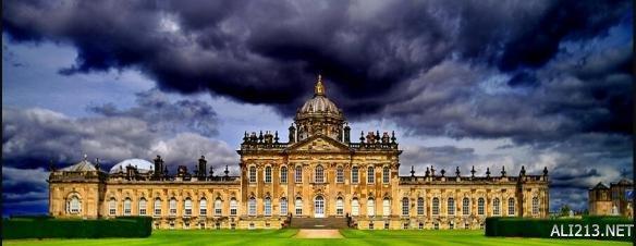 盘点世界上最壮美的23座古城堡!