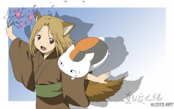 妩媚呆萌温柔霸气全都有 盘点动漫中的10大妖狐!