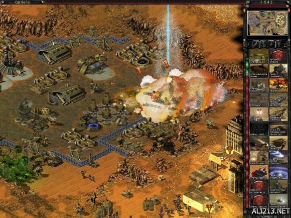 2000年《命令与征服2 泰伯利亚之日:火焰风暴》