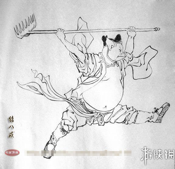 6、金箍棒与九齿钉钯     孙悟空从东海龙王那拿到的金箍棒很多人可能以为是最珍贵的武器。事实上 猪八戒的武器-九尺钉耙,也是一件奇珍异宝。它是众天神和太上老君在炉子里花了很漫长的时间亲手锻造的。这就是为什么,有一次他们三个的武器都被妖怪偷了。而妖怪开了个钉耙宴,不开金箍棒宴会。可见那妖怪是识货的钉耙乃是道家珍宝。