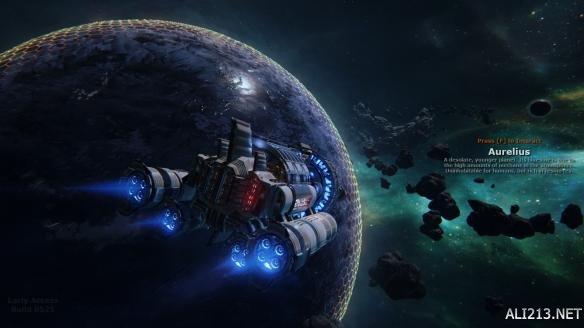 星辰深处 Into The Stars Steam抢先体验版 PC测试版 下载发布 游侠网