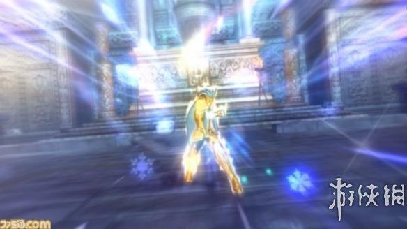 《圣斗士星矢:战士魂》新截图 最美双鱼座圣斗士登场