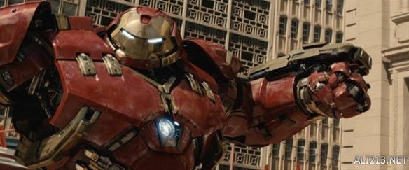 电影《复仇者联盟2》中反浩克装甲造型-漫威粉丝看过来 复仇者联盟2