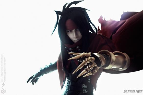 最终幻想7 Final Fantasy VII 文森特 瓦伦丁神级Cosplay欣赏