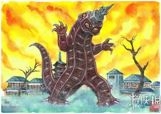 ▼东京当然就是东京铁塔兽喽