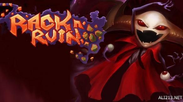 恶魔巫师 Rack N Ruin PC正式版 免安装绿色版 免DVD光盘版 下载发布 游侠网