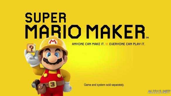 超级马里奥制造/Super Mario Maker插图
