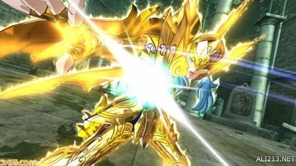《圣斗士星矢:战士魂》双鱼座登场:最美丽的圣斗士