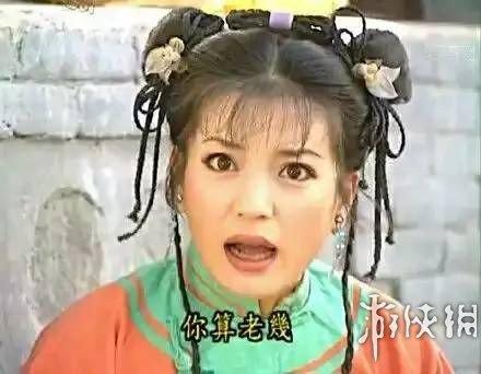 话说,在这部分剧情,小燕子真是贡献出了海量的表情包@江南大野花图片