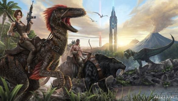 《方舟:生存进化(Ark: Survival Evolved)》更新速度将放慢!致力打造重大内容为玩家提供惊喜