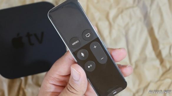 网友视频带来新款AppleTV温暖视频遥控器很弦外国开箱图片