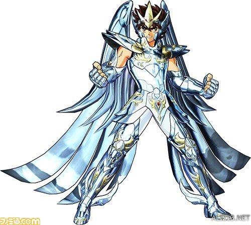圣斗士星矢:战士魂》最新衣版星矢神圣截图公巨蟹座女减的了肥图片