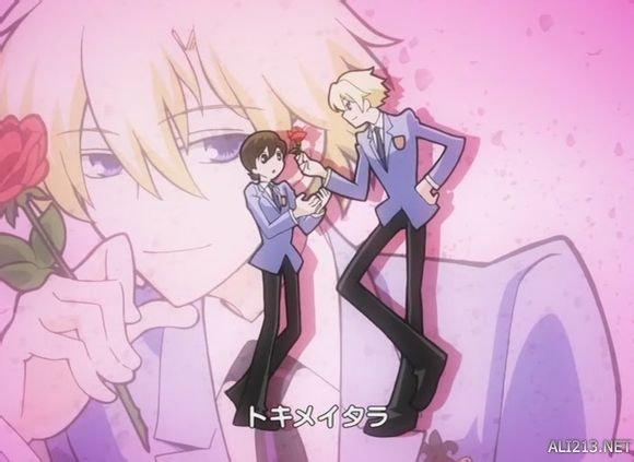 盘点日本动漫中的那些官方的情侣